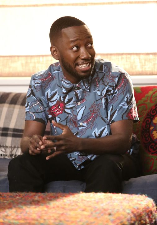 Schaut immer und überall seine neuste Lieblingsserie und geht seinen Freunden damit gewaltig auf die Nerven: Winston (Lamorne Morris) ... - Bildquelle: 2018 Fox and its related entities.  All rights reserved.