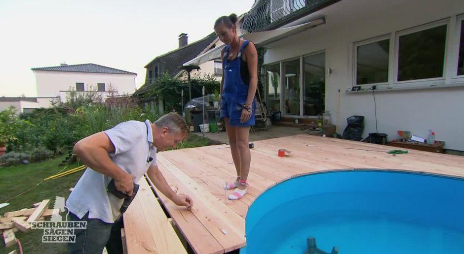 Preview Katja Und Thilo Bauen Terrasse Mit Pool