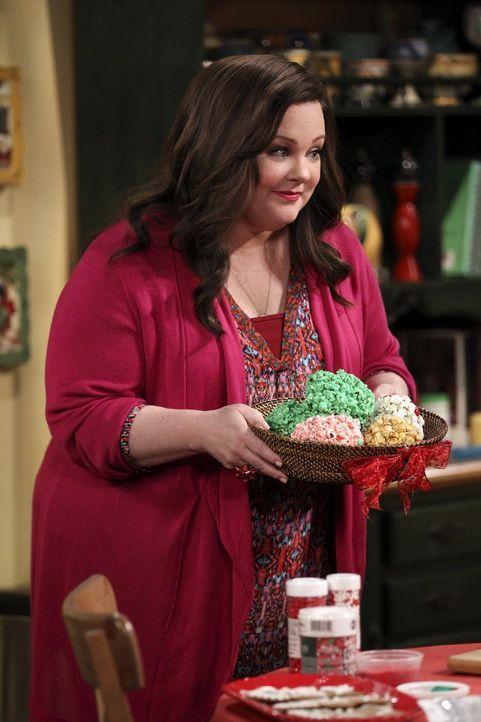 Ahnt noch nicht, was an Weihnachten auf sie zukommen wird: Molly (Melissa McCarthy) ... - Bildquelle: Warner Brothers