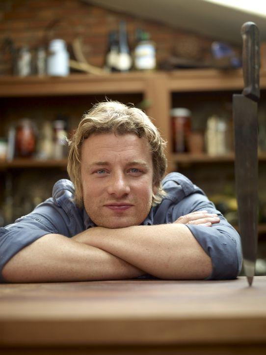 (2. Staffel) - Jamie Oliver versteht es, köstlich zu kochen! - Bildquelle: Fremantle