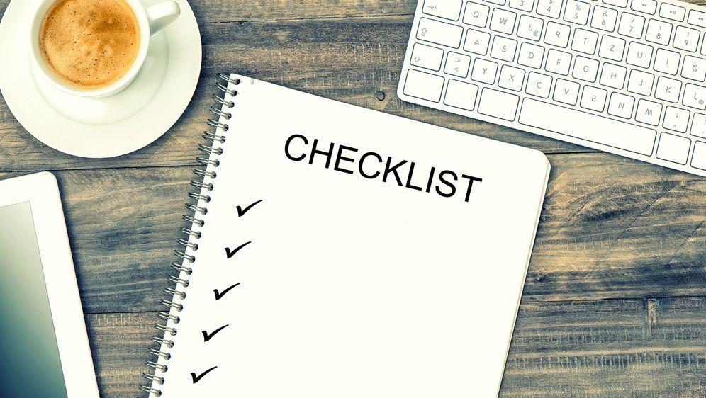 Checkliste-Hauskauf – Wichtig beim Immobilienkauf - Bildquelle: Fotolia - LiliGraphie