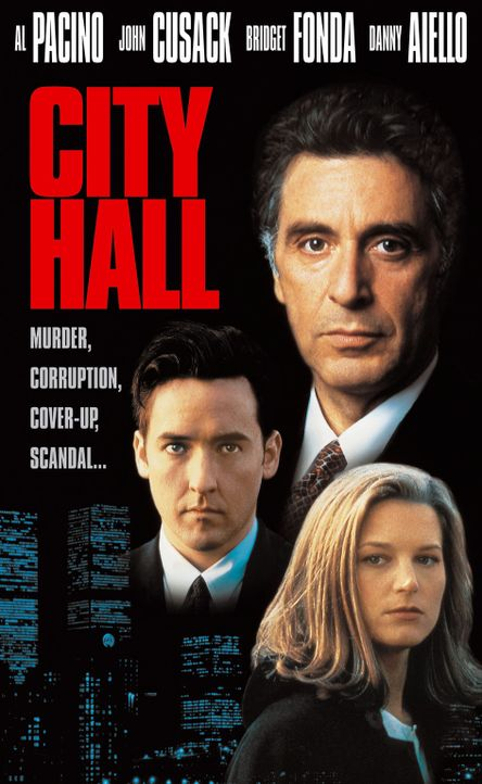 City Hall - Plakat - Bildquelle: Warner Bros. Television