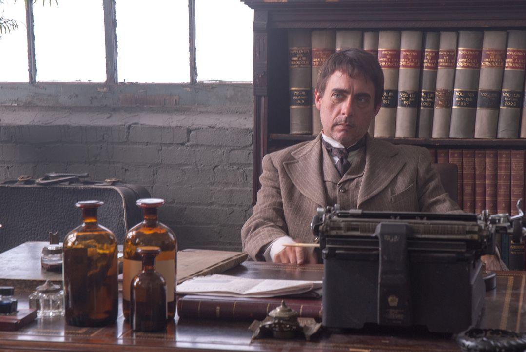 Thomas Alva Edison (Bild) gilt als einer der Väter der Elektrizität. Edisons Erfindungen und Entwicklungen in den Bereichen elektrisches Licht, Tele... - Bildquelle: Michael Hosenfeld MICHAEL HOSENFELD