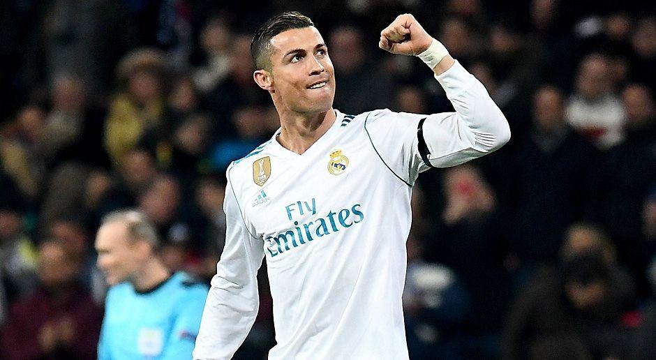 Cristiano Ronaldo (Real Madrid) - Bildquelle: imago