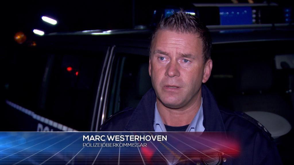 POL - Marc Westerhoven - Bildquelle: SAT.1