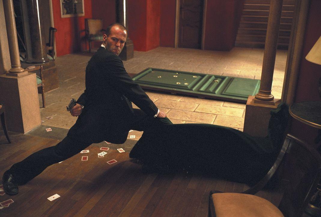 Vielseitig begabt: Frank Martin (Jason Statham) ... - Bildquelle: Twentieth Century Fox Film Corporation