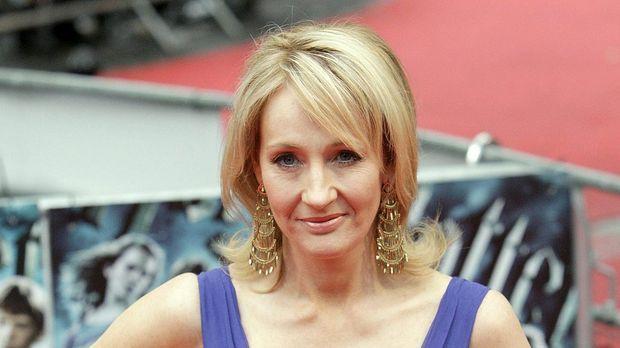 joanne rowling steckbrief biographie und alle news - Joanne K Rowling Lebenslauf