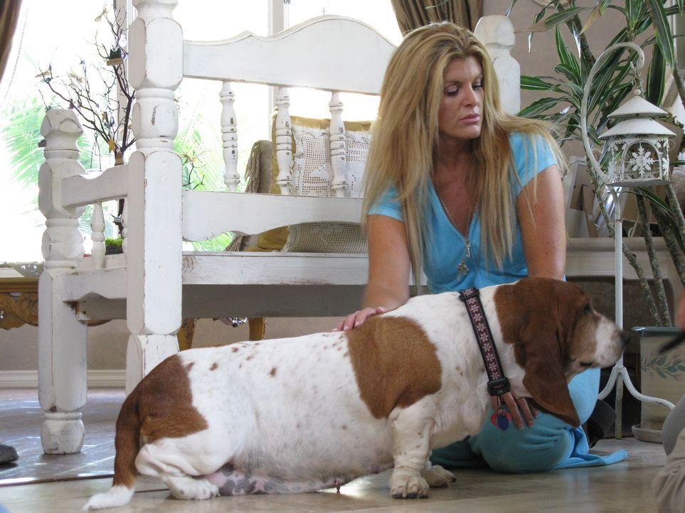 Erin Carrasco (Bild) hofft auf die Hilde vom Hundeflüsterer Cesar Millan. - Bildquelle: Rive Gauche Intern. Television