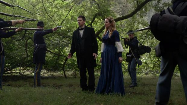 Legends Of Tomorrow - Legends Of Tomorrow - Staffel 2 Episode 4: Armee Der Zombies