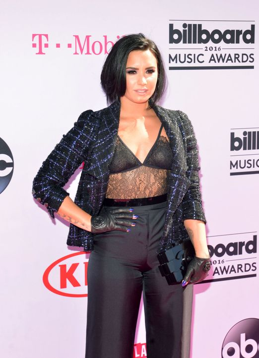 Demi-Lovato-160522-getty-AFP - Bildquelle: getty-AFP