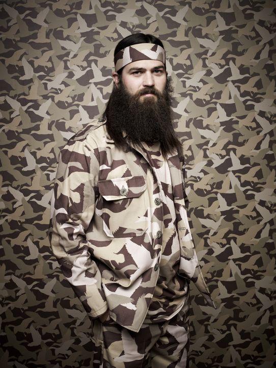 Jep (Bild) und seine Familie sind davon überzeugt, dass Si halluziniert ... - Bildquelle: Art Schreiber 2013 A+E Networks