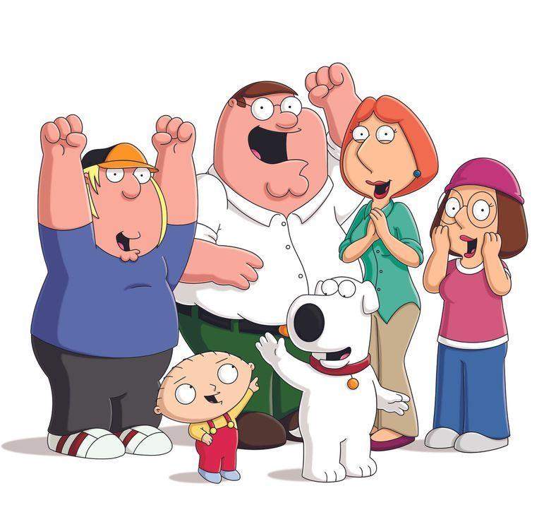 (12. Staffel) - Die Familie Griffins hält zusammen ... - Bildquelle: 2012 Twentieth Century Fox Film Corporation. All rights reserved.