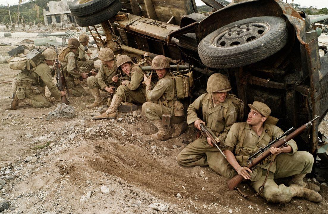 70 Tage dauert die Schlacht um das Eiland Peleliu ... - Bildquelle: Home Box Office Inc. All Rights Reserved.