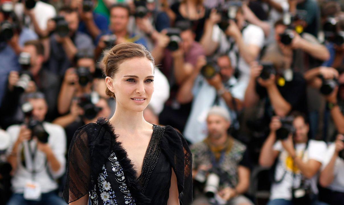 Cannes-Film-Festival-Portman-150517-02-dpa - Bildquelle: dpa