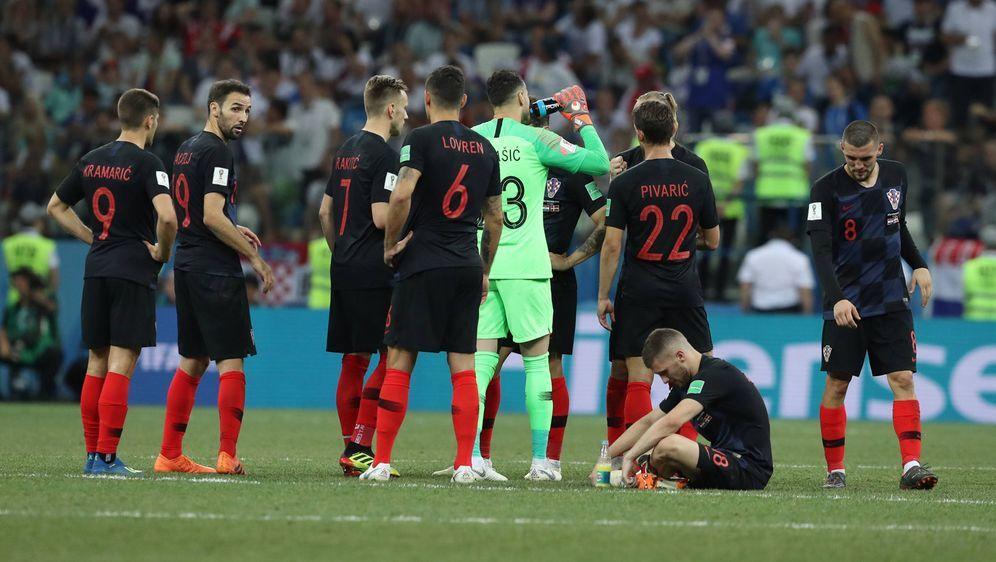 WM: Zweithöchste FIFA-Strafe gegen Kroatien wegen falschen Getränken