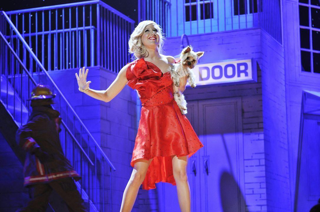 Ihr Traum wird wahr: Sharpay (Ashley Tisdale) ... - Bildquelle: 2010 Disney Enterprises, Inc. All rights reserved.