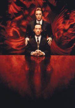 Im Auftrag des Teufels - Der teuflische John Milton (Al Pacino, hinten) hat m...