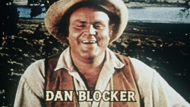 Bonanza - Der naive Hoss Cartwright (Dan Blocker) bereitet seinem Vater meist...