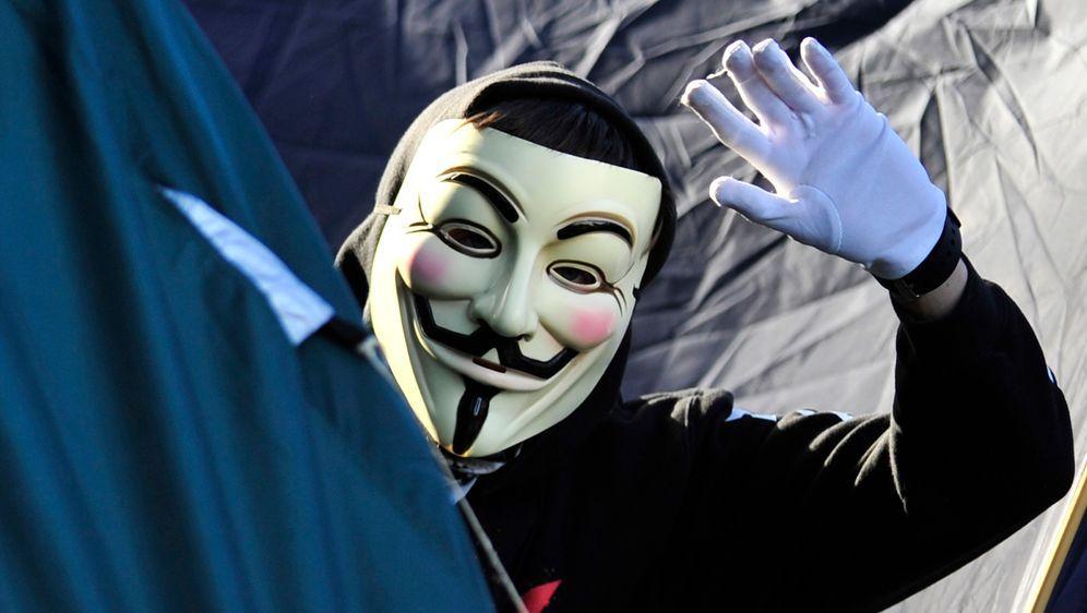 Guy Fawkes und die Bonfire Night  - Bildquelle: dpa