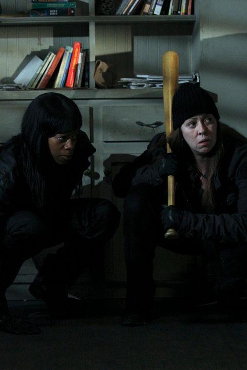 Mit ihnen ist nicht zu spaßen: Darlene Beckett (Kim Wayans, l.) und Ellen Russel (Mackenzie Phillips, r.) ... - Bildquelle: ABC Studios