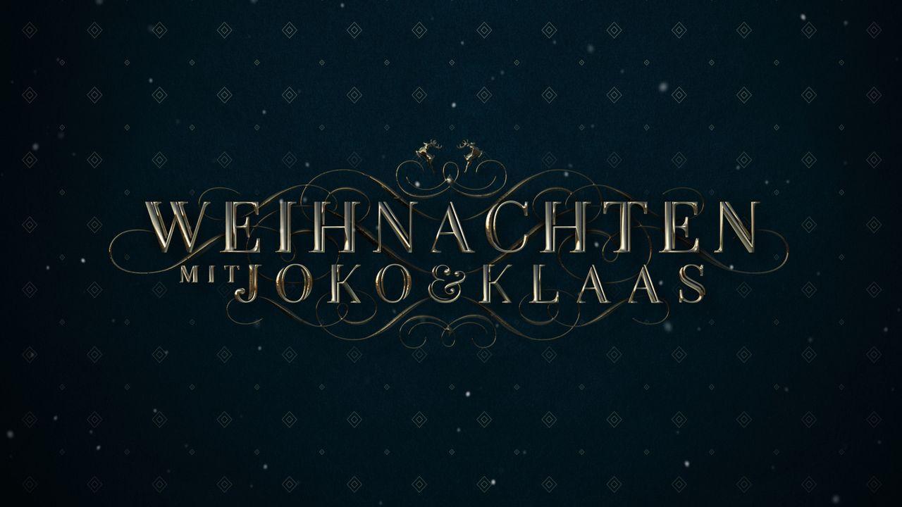 Weihnachten mit Joko & Klaas - Logo - Bildquelle: ProSieben