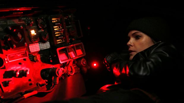 Kaum hat Elizabeth (Keri Russell) den Code des neuen Verschlüsselungssystems...