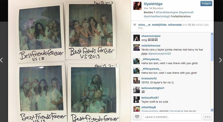 VS-Instagram-16-Instagram - Bildquelle: Instagram/Lily Aldridge