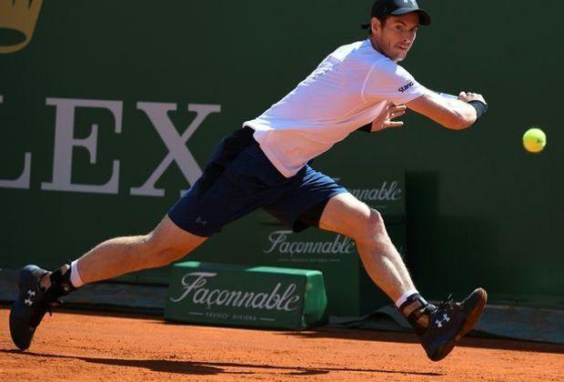 Murray scheitert im Achtelfinale in Monte Carlo an Ramos