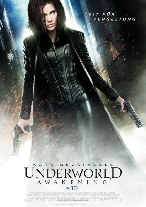 UNDERWORLD 4 - Plakatmotiv - Bildquelle: 2012 Lakeshore Entertainment Group LLC. All Rights Reserved.