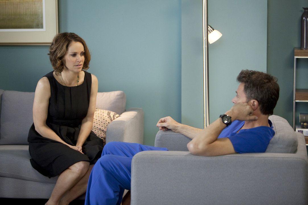 Hat ihre Beziehung noch eine Chance? Pete (Tim Daly, r.) und Violet (Amy Brenneman, l.) ... - Bildquelle: ABC Studios