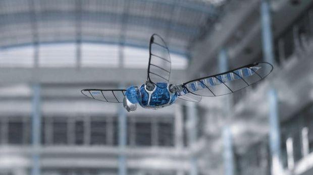 Roboterlibelle