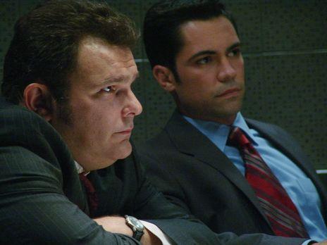 Cold Case - Der aktuelle Fall bereitet Det. Nick Vera (Jeremy Ratchford, l.)...