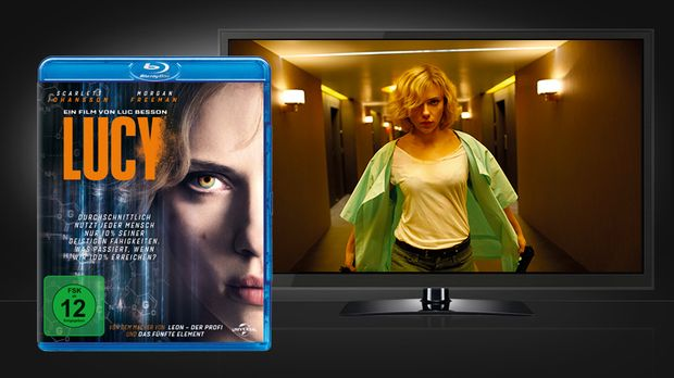 Lucy-Blu-ray-Szene-Universal-Pictures © Universal Pictures