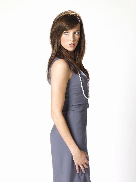 (1. Staffel) - Trish (Katie Cassidy) möchte mit ihrem Traummann Henry auf Harper's Island vor den Traualtar treten. Doch schon bald kommt es dort z... - Bildquelle: 2009 CBS Studios Inc. All Rights Reserved.
