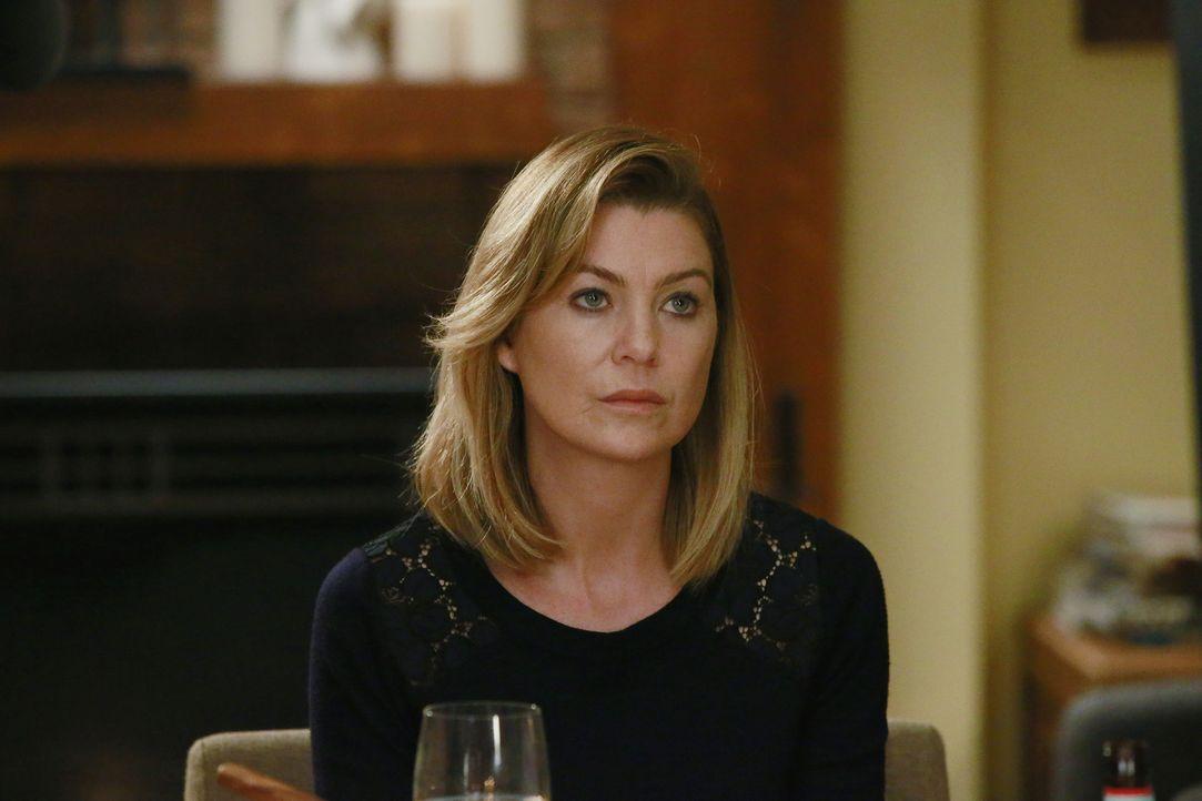 Die Dinnerparty von Meredith (Ellen Pompeo), Amelia und Maggie läuft aus dem Ruder, als Callies neue Freundin durch die Tür tritt ... - Bildquelle: Mitchell Haaseth ABC Studios