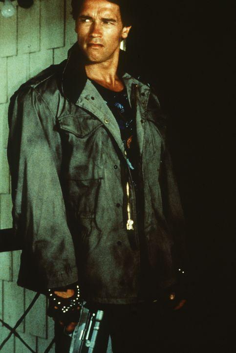 Auf Mord programmiert: Der Terminator (Arnold Schwarzenegger) ... - Bildquelle: Orion Pictures Corporation