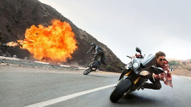 Eine wilde Verfolgungsjagd für Ethan Hunt (Tom Cruise) beginnt. Bei seinem Ka...