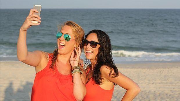 Selfies sollen laut einer Studie dafür sorgen, dass wir schneller altern.