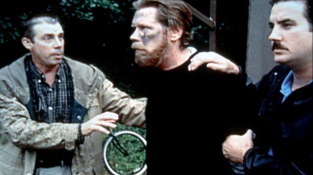 Bevor Ted Kaczynski (M.) geschnappt werden konnte, verschickte er über 18 Jah...