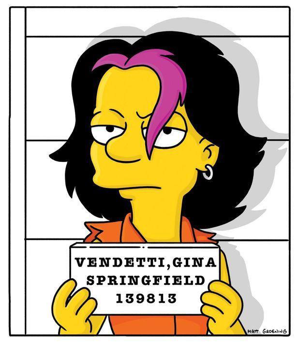 Nur für Gina organisiert Bart ein Familienessen im Gefängnis ... - Bildquelle: und TM Twentieth Century Fox Film Corporation - Alle Rechte vorbehalten