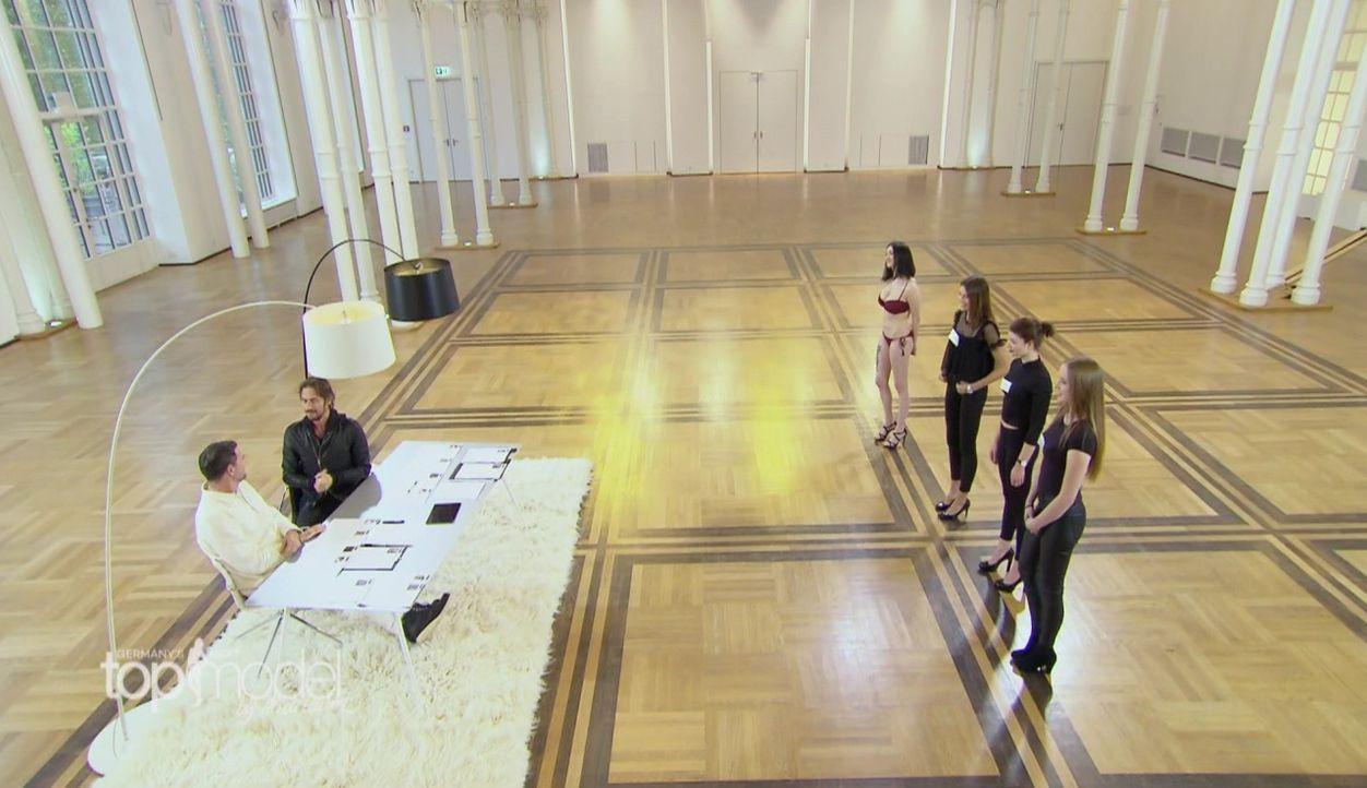 GNTM-S12-Sendung01-Casting-Koeln2 - Bildquelle: ProSieben