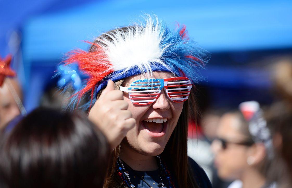 WM-Fussball-Fans-USA-130618-2-AFP - Bildquelle: AFP