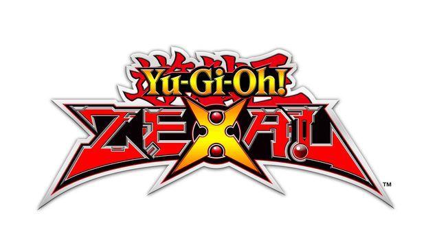 Yu-Gi-Oh! Zexal - Astral (2.v.r.), Utopia (hinten), Yuma (vorne), Gagaga Magi...