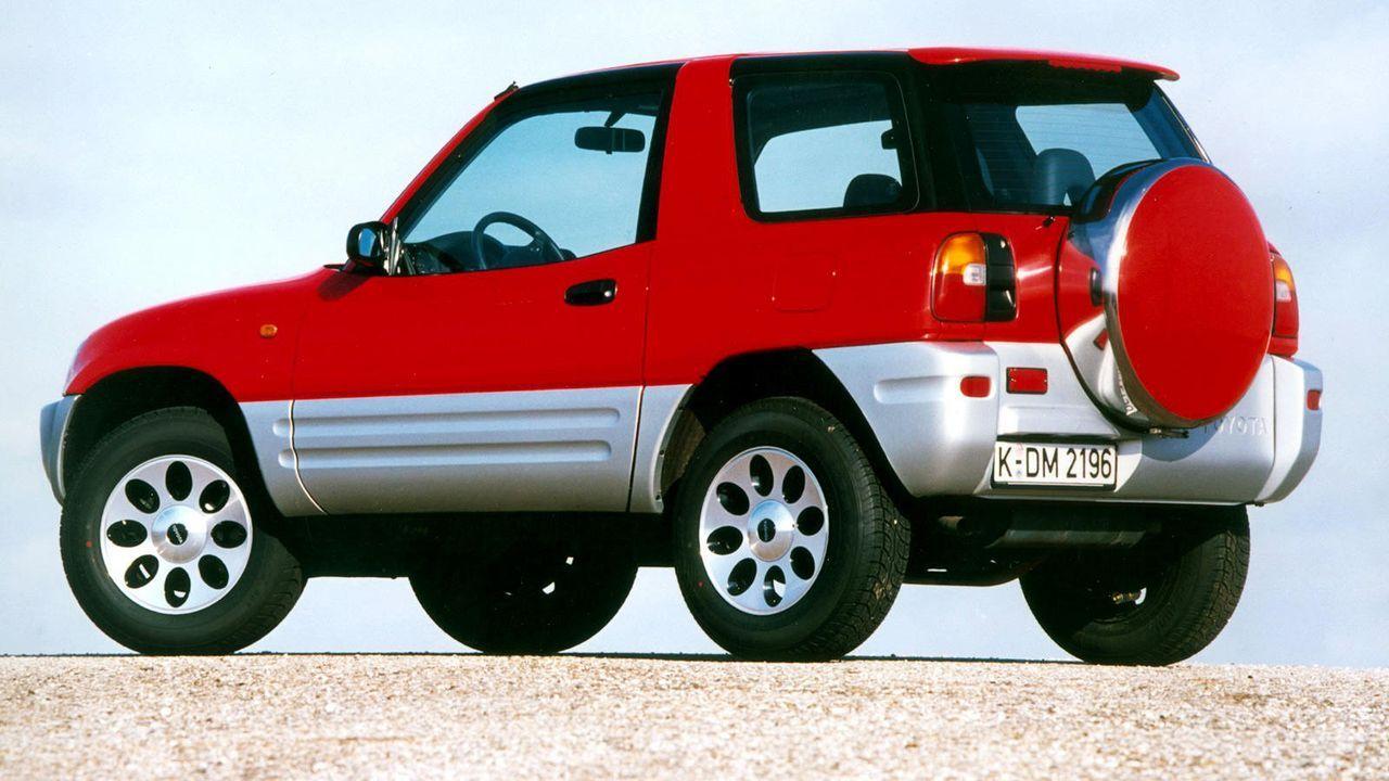 Toyota RAV4 - Bildquelle: dpa-gms