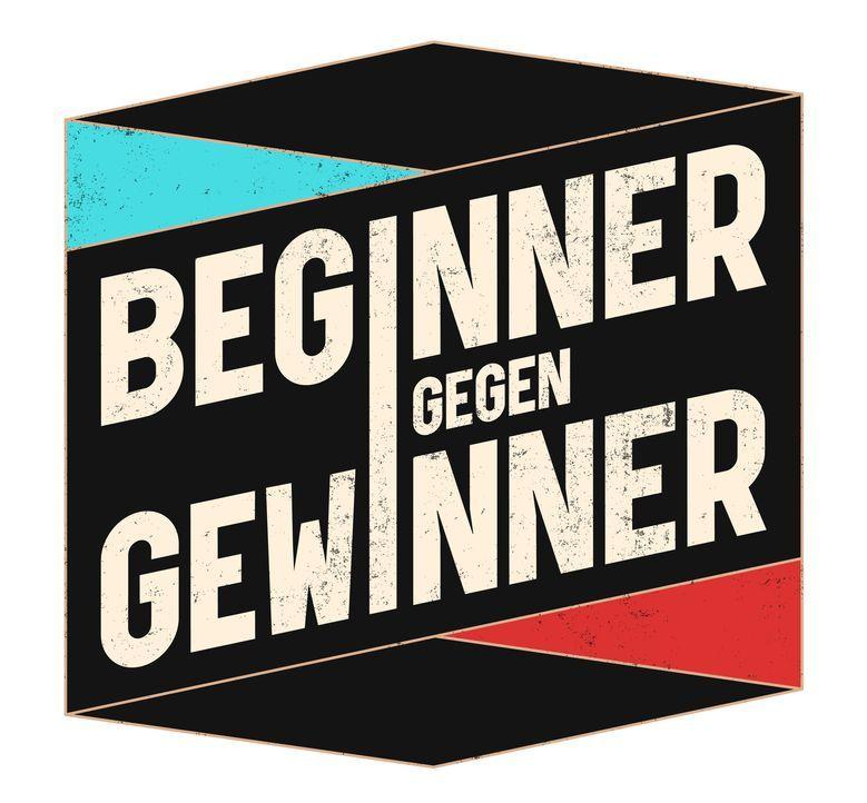 Beginner gegen Gewinner - Logo - Bildquelle: ProSieben