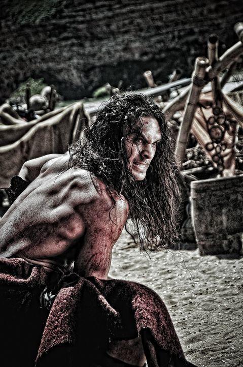 Conan (Jason Momoa) will nur eines: Rache nehmen für den Mord an seinem Vater ... - Bildquelle: Nu Image Films