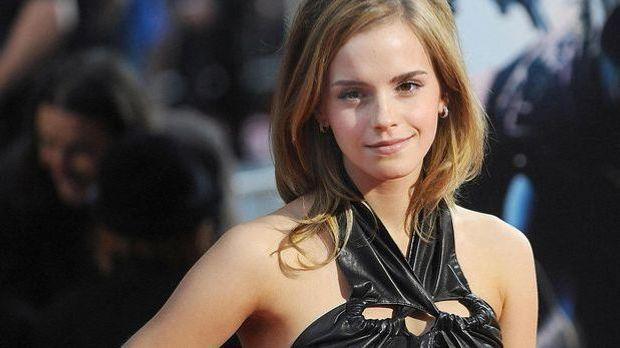 Emma Watson Hot Outfit