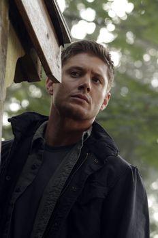 Supernatural - Dean (Jensen Ackles) kann mit dem Wissen über Sam nicht umgehe...