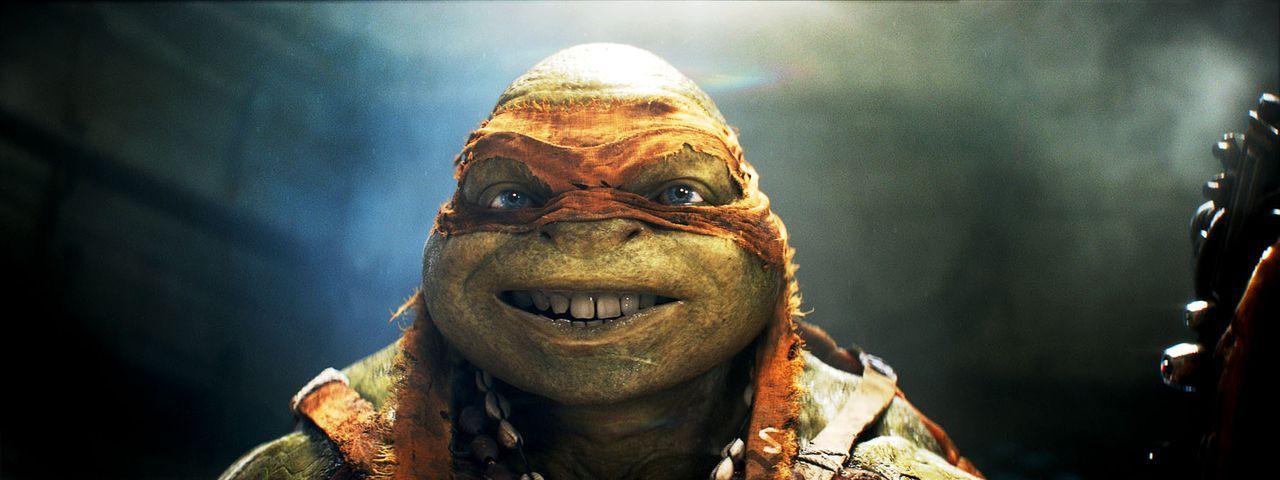 teenage-mutant-ninja-turtles-20-Paramount-Pictures - Bildquelle: Paramount Pictures