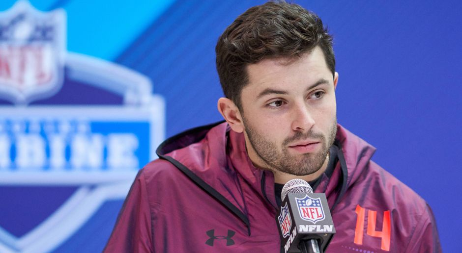 Baker Mayfield (Cleveland Browns) - Bildquelle: imago/Icon SMI